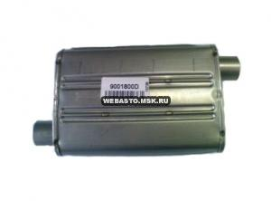 Глушитель выхлопной для Thermo Top, 9001800D