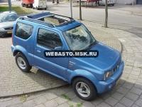 Suzuki Jimny с установленным люком  Hollandia 400 Deluxe Electric