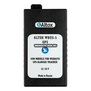 GSM-модуль ALTOX WBUS-5 GPS